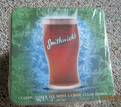 Beer Coaster - Smithwick's 1710 (Guinness) NEW