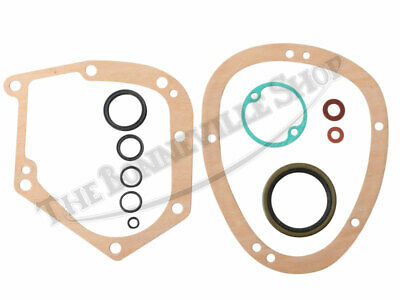 NORTON COMMANDO MKl MKll GEARBOX / TRANSMISSION GASKET AND SEAL KIT PN# 06-7243