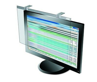 "Kantek Privacy Screen Filter Silver For 24"" Monitor WideScreen LCD24WSV"