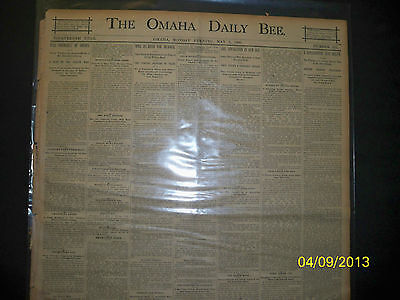 Newspaper - Union Pacific / Electricity - - Newspaper 1890