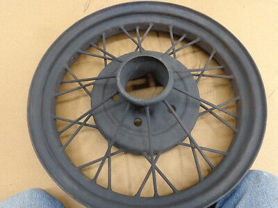"""Model A Ford 19"""" Wire Wheel MT-594"""