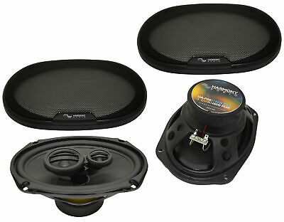 FITS JEEP PATRIOT 2007-2017 Rear Tailgate Replacement Harmony HA-R69  Speakers