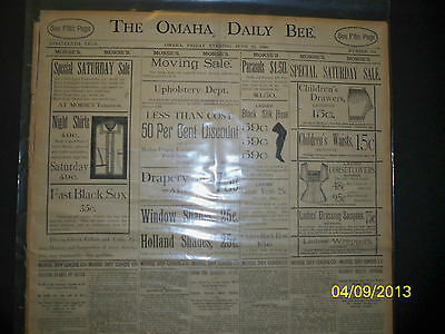 Omaha Daily Bee - Cheyennes Ready For War -  1890