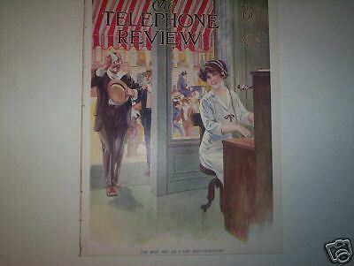 Telephone Review July 1914