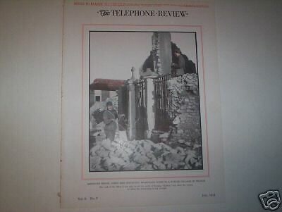 Telephone Review July 1918