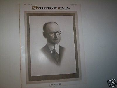 Telephone Review June 1916