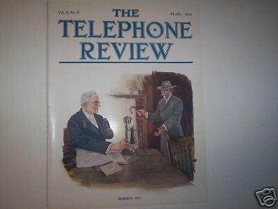 Telephone Review May 1912