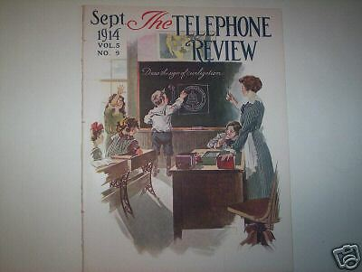 Telephone Review September 1914