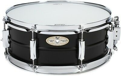Pearl Limited Edition SensiTone Steel Snare Drum -