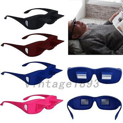 Bed Prism Spectacles Horizontal Lazy Glass Reading Lying Down Neu