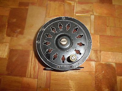 Vintage Bristol Single Action Fly Reel made in USA
