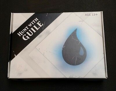 Magic the Gathering MTG Magic 2015 Sealed Prerelease Box: Hunt With Guile