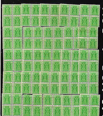 India Rrt Refugee Relief Tax Rrt 100 Stamps Lot