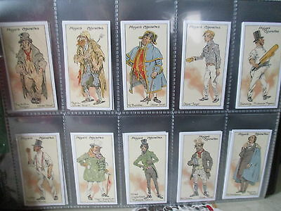 Victoria Gallery**characters From Dickens(Players)**set Of 25 Cards