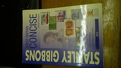 Gb Great Britain Concise Stamp Catalogue 2012