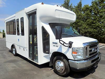 2010 Ford E-Series Van For Adults Medical Transport Mobility & Handicappe