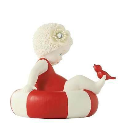 Snowbabies Floating With Friends Figurine New Boxed 4055966