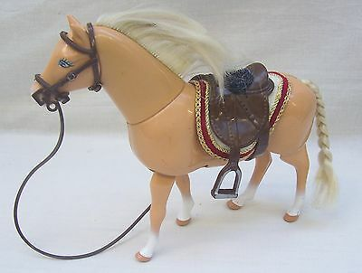 Vintage Barbie Walking Baby Pony For Kelly - From Set 20346 By Mattel