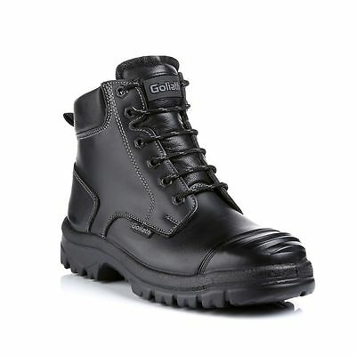 Goliath Groundmaster (Mid) S3 Safety Boots. size 10. PPE. work boots.