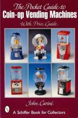 Vintage Coin-Op Machines Book Penny Gumball Cigarettes