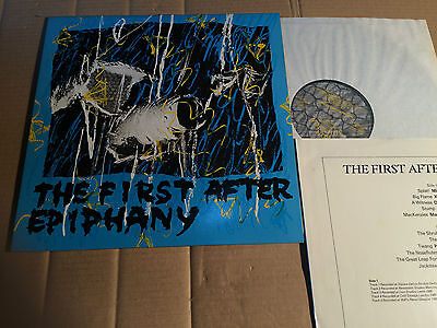 V/A - THE FIRST AFTER EPIPHANY - NOSEFLUTES / THE EX / SHRUBS / STUMP u.a. - LP