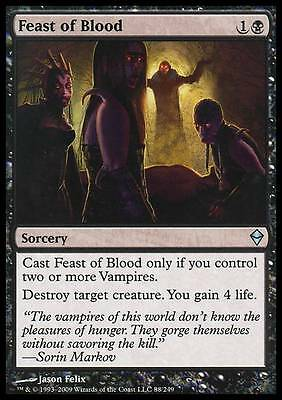 TABLE STAND OF BLOOD - FEAST OF BLOOD Magic ZEN Mint