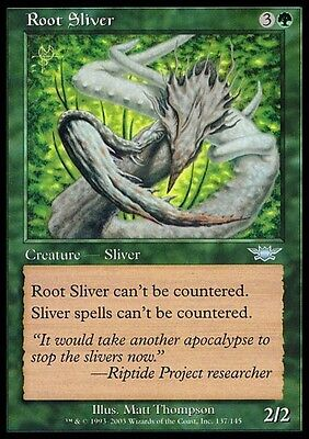 SLIVER ROOT - ROOT SILVER Magic LGN Mint