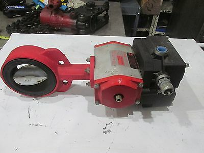 Bray Valve 0023A With Vrc Positioner