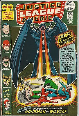 Justice League Of America #96 (1972) Fn/- (6.0/5.5) 52 Pages