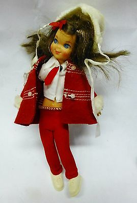 Vintage Barbie Tutti Me and Walk My Dog Doll and Outfit 1965 Mattel