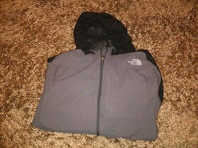THE NORTH FACE Hydrenalite Mens XL Grey / Black JACKET