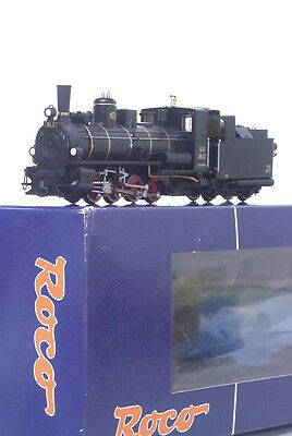 MINT ROCO 33267 009 HOe AUSTRIAN SLB Mh3 0-8-0 NARROW GAUGE LOCOMOTIVE DCC READY