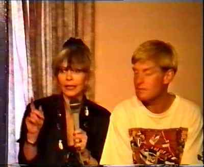 Doctor Who - Katy Manning, Mark Strickson and Dudley Simpson. Nova - Con '91 DVD