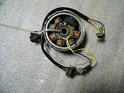 6. Yamaha Neos 50 MBK Ovetto Alternator Stator Rotor Flywheel