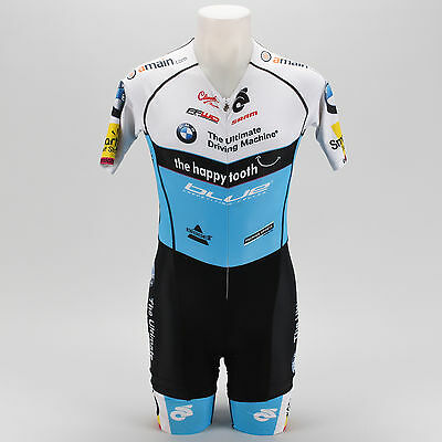 Champion Systems SRAM BMW Womens SS Cycling Skinsuit MEDIUM Road Mountain Bike
