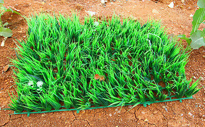 60X40cm Artificial turf Lawn With Flower Thickening  Indoor and outdoor Decor