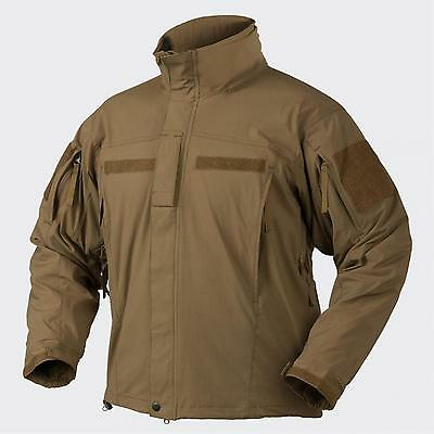 HELIKON TEX Soft Shell Jacket APCU Level V Outdoor Leisure Combat Coat coyote M