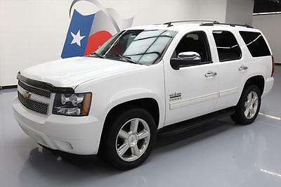 2011 Chevrolet Tahoe LS Sport Utility 4-Door 2011 CHEVY TAHOE LS TEXAS 8-PASS REAR CAM 20'S 76K MI #274632 Texas Direct Auto