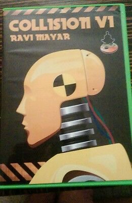 Collusion V1 Ravi Mayer. Magic DVD