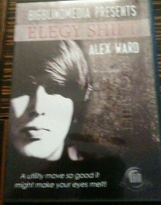 Elegy Shift. Alex Ward. Magic DVD