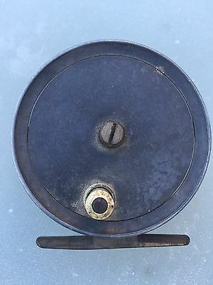 Vintage Fishing Reel Ogden Smiths 3' Trout Fly Fishing Reel