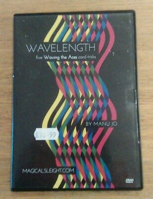 Wavelength Magic DVD