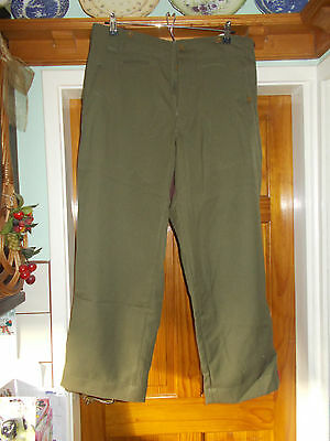 WW1 German Style Trousers - Repro
