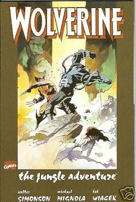 Wolverine:the Jungle Adventure (Marvel) Prestige Format