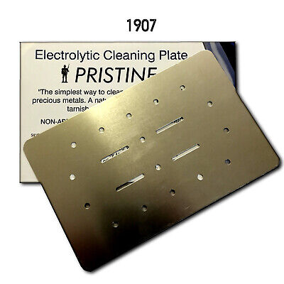 Silver Cleaner Silverplate Solid Silver Copper, Pewter Cleaning Solution Plate