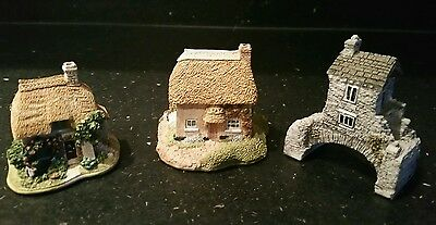 3 lilliput lane cottages