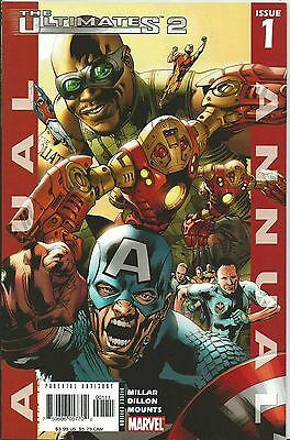 The Ultimates 2 Annual #1 (Marvel)  2005 (Nm-)