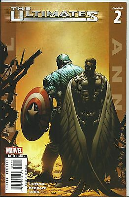 The Ultimates 2 Annual #2 (Marvel)  2006 (Nm-)