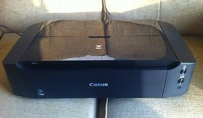 Canon PIXMA iP8750 A3+ Wi-Fi Inkjet Photo Printer - barely used