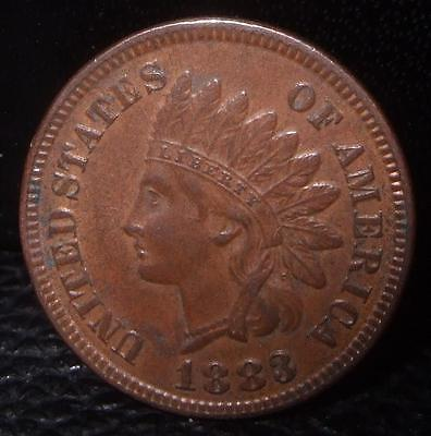 Indian Head Cent 1883 United States